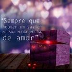 Encha de amor