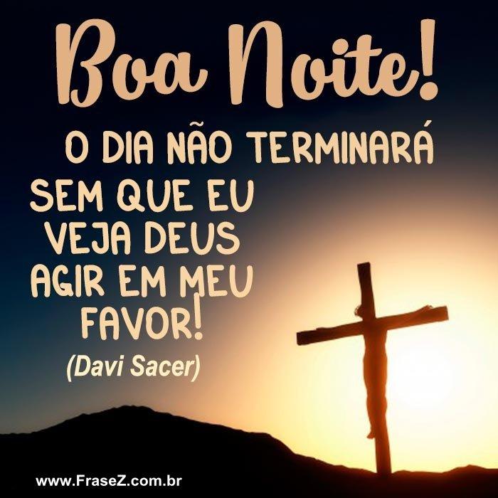 Boa Noite Com Deus