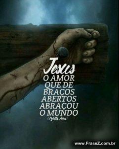 Jesus o amor