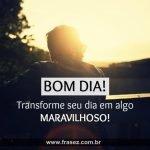 Transforma seu dia