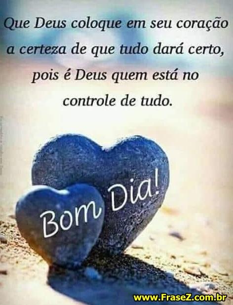 Bom dia com Deus!
