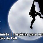 O alpinista | Histórias para reflexão! Questão de Fé!!