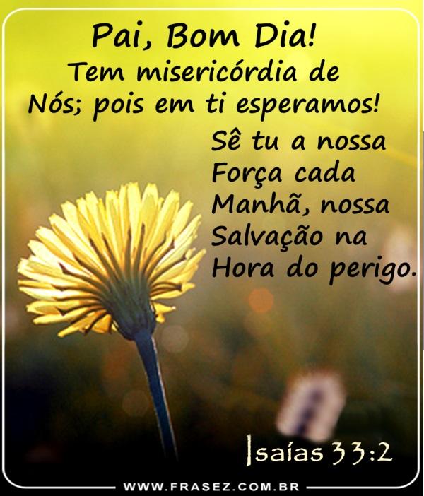 Isaías 33:2