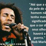 Frase Bob Marley