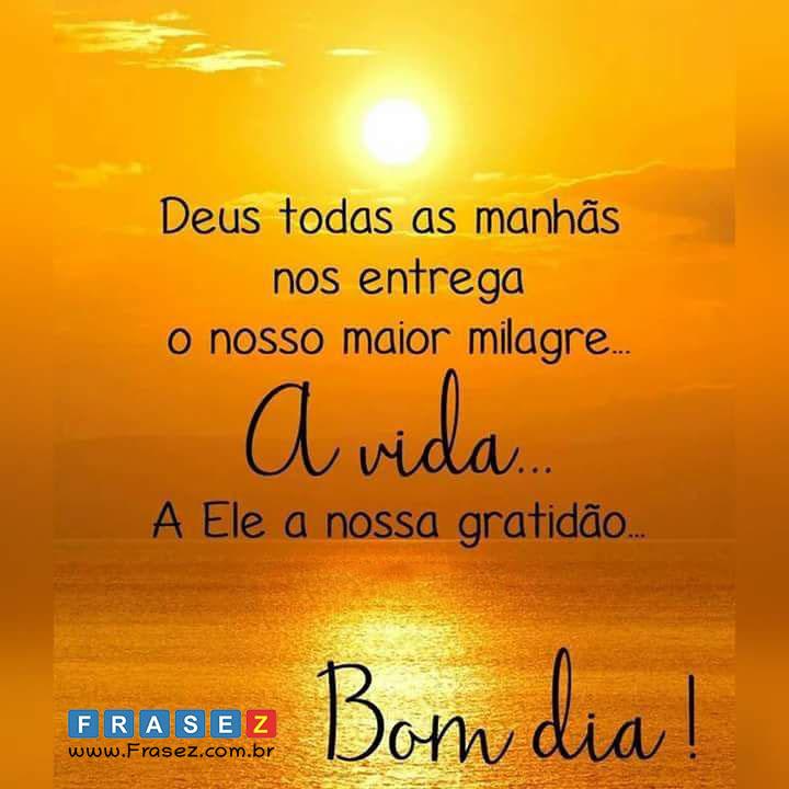 Bom dia, a todos nesse domingo!!!