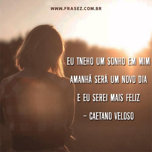Frases Caetano Veloso