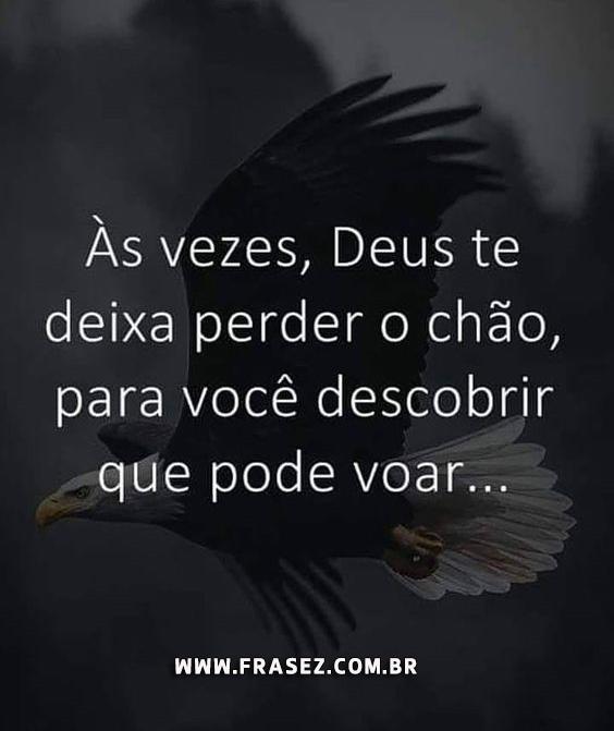 Deus é tudo!