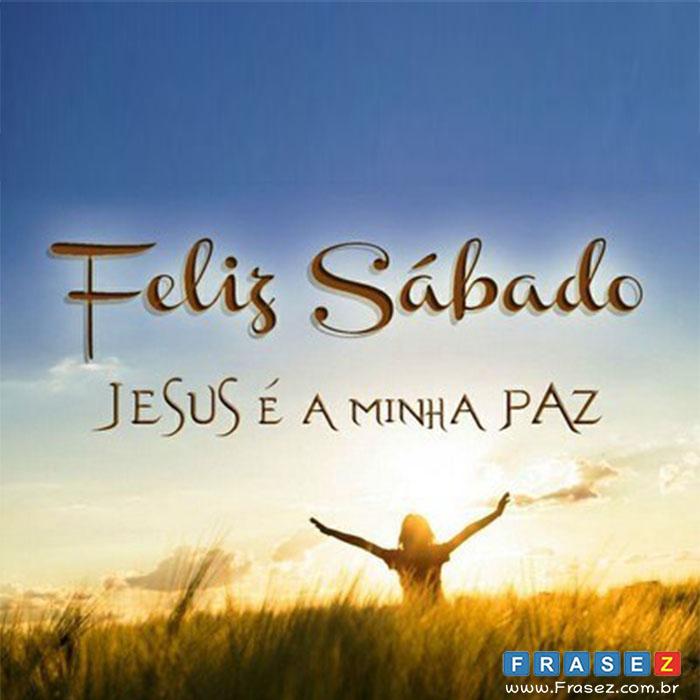 Feliz Sábado de Deus