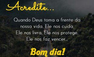 Acredite em Deus