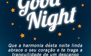 Frase de noite linda