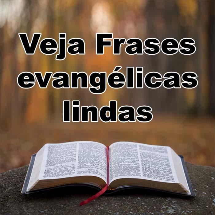 Frases evangélicas lindas