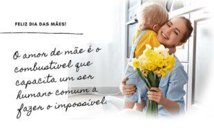 Frases Feliz dia das Mãe